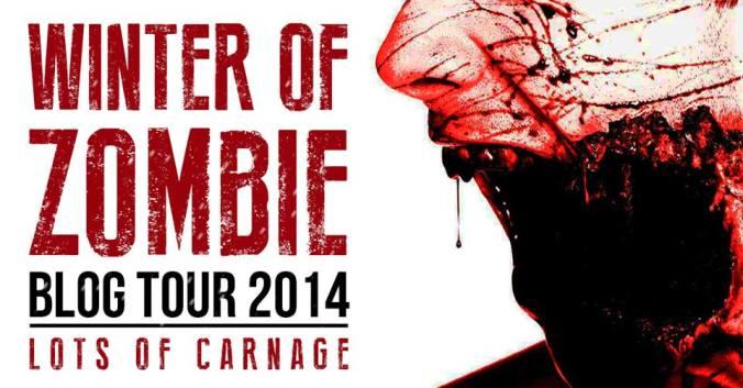 zombie Blog header